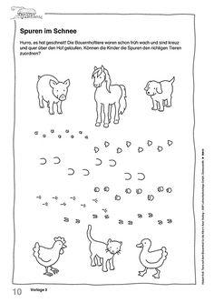 Tiere Auf Dem Bauernhof Für Die Kita Produktdetailbild 3