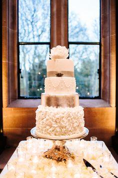 Fairytale Castle Wedding | Joe & Kate