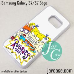 The Rugrats Phone Case for Samsung Galaxy S7 & S7 Edge