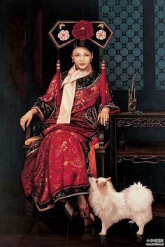 Chinese painting by Jian Grui (姜锐)..