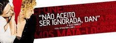 """Decline Being Ignored, Dan"" In Portuguese. Glenn Close, Fatal Attraction, Portuguese, Dan, Thankful, Being Ignored"