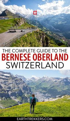 The complete guide to the Bernese Oberland, Switzerland with a focus on the Jungfrau region. Covers getting here, where to stay, how to get around, travel passes, best hikes, and the best things to do. #switzerland #swissalps #jungfrau #berneseoberland Road Trip Europe, Europe Travel Guide, Travel Guides, Travel Destinations, Switzerland Travel Guide, Visit Switzerland, European Destination, European Travel, Best Places To Travel
