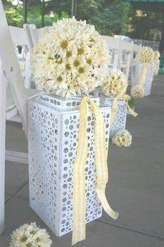 Wedding, Flowers, Reception, Cake, Bouquet, Green, White, Ceremony