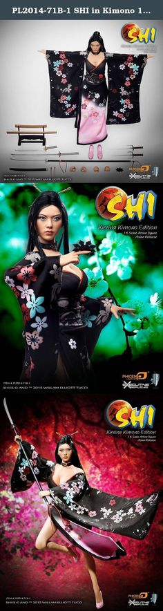 PL2014-71B-1 SHI in Kimono 1/6 Scale Asia Ver.New. The Size: 1/6 The item is made of PVC & ABS Features: 1) Head sculpt * 1pc 2) Phicen flexible seamless body with stainless steel skeleton * 1pc 3) Replaceable hands * 6pcs 4) Neck strap * 1pc 5) Samurai sword (longer one) with sheath* 1pc 6) Samurai sword (shorter one) with sheath* 1pc 7) Handrake * 1pair 8) Long knife with sheath* 1pc 9) Tool rest * 1pc 10) Hair pin * 2pcs 11) Throwing star * 1pc 12) Pedestal for the whole figure * 1pc…