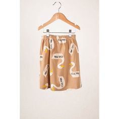 Skirt Jersey Multi Echo  - Bobo Choses