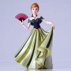 Couture de Force Disney Showcase Anna 4045772 Frozen - Chicky Dee's Gifts - 2