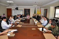 Gestionarán inclusión de Quinchía como zona priorizada del posconflicto