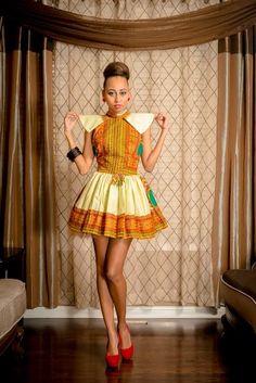 Tutu Dress (zuvaa.com : global marketplace for african design)