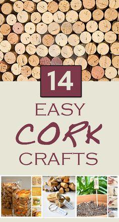 Cork Crafts! – Richard Partridge Wines