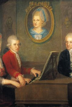 By The Way, Mozart Had An Equally Talented Sister