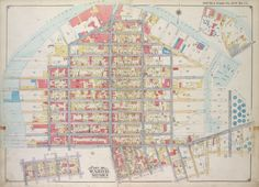 Brooklyn, Vol. 1, 2nd Part, Double Page Plate No. 34; Part of Ward 17, Section 9; [Map bounded by Newtown Creek, N. Henr...                  (1916)