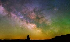 Photograph The Glorious Milky Way by Derek Kind on 500px