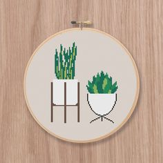 Thrilling Designing Your Own Cross Stitch Embroidery Patterns Ideas. Exhilarating Designing Your Own Cross Stitch Embroidery Patterns Ideas. Modern Cross Stitch Patterns, Counted Cross Stitch Patterns, Cross Stitch Embroidery, Embroidery Patterns, Hand Embroidery, Cactus Cross Stitch, Simple Cross Stitch, Dmc Floss, Mid Century House