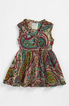 Peek 'Cristina' Sleeveless Wrap Dress