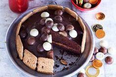 Deze chocoladetaart is zo lekker, dat we het heerlijk avondje dit jaar vaker gaan vieren - Recept - Allerhande