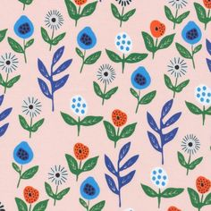 Land of Munchkins - No Place Like Home collection by Leah Duncan for Cloud 9 Fabric - Quilters Woven (5208.52.00.90)