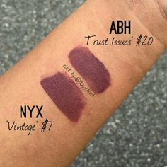 Dupethat: Anastasia Beverly Hills Trust Issues Dupes