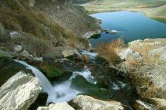 Ancient Lake falls~near Wenatchee~WA