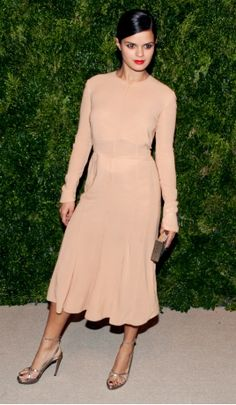 Bip Ling at the CFDA/Vogue Fashion Fund Awards 2012.