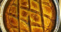 Fabulosa receta para Empanada de pollo y bechamel. Deliciosa empanada de pollo con bechamel con un relleno muy diferente de hierbas provenzales.