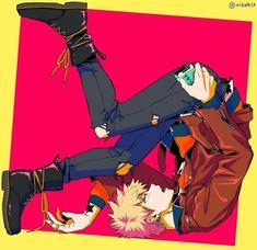 My Hero Academia - Bakugou Katsuki Bakugou Manga, Chica Anime Manga, Me Anime, Hot Anime Boy, Anime Guys, Anime Art, Boku No Hero Academia, My Hero Academia Manga, Hero Academia Characters