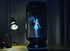 En Japón ya han Inventado una Asistente Virtual para Casa y es algo Siniestro