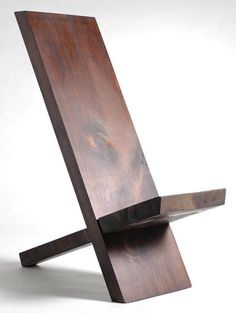 chair a linear model of the popular african chief or malawi chair ...