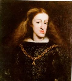 Charles II, The Hapsburg chin, and my blog post about the shallow gene pool of seventeenth century European monarchs