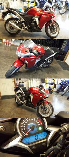 Motorcycles: 2012 Honda Cbr Clean 2012 Honda Cbr 250 R -> BUY IT NOW ONLY: $1000 on eBay!