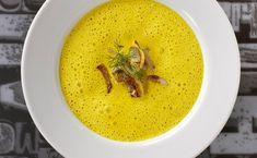 Bild: GUSTO / Michael Markl Risotto, Cheeseburger Chowder, Hummus, Thai Red Curry, Dining, Fruit, Eat, Cooking, Ethnic Recipes