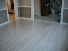 Bleached red oak floors google search house for Bleach on concrete floor