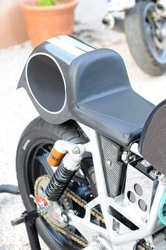 Laverda P12XX Concept - RocketGarage - Cafe Racer Magazine