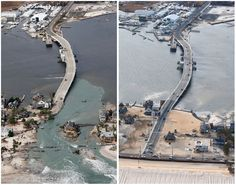 100 days after Hurricane #Sandy, the Jersey Shore slowly recovers (Photo: Andrew Mills / The Star-Ledger)