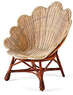 Rattan to the core During London Design Week last month, Soane invited    two artisans to weave rattan chairs in front of visitors in its showroom.    The craftsmen were from Britain's last surviving rattan-weaving    workshop, in Leicestershire, which Soane bought last year. The Venus chair    shown here (based on an early-20th-century design) is an example of their    work. It is hugely expensive at £6,600, but takes two men four full    days to make (020-7730 6400; soane.com ).