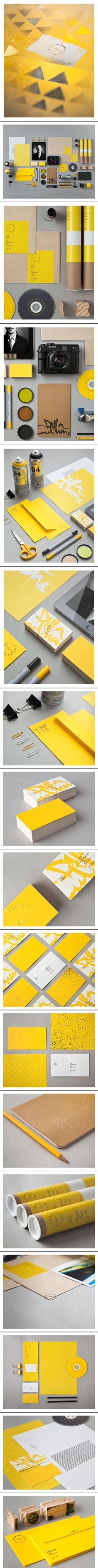 Dylan Culhane. Corporate Design