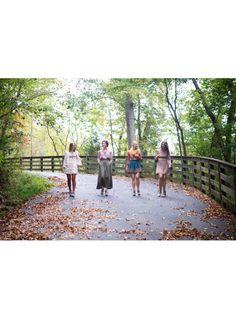 Dress Up Fall 2012 Lookbook