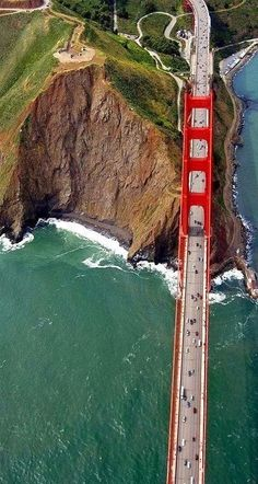 The Golden Gate Bridge, San Francisco | A1 Pictures