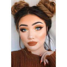 Designer Clothes, Shoes & Bags for Women Makeup Box, Glam Makeup, Makeup Trends 2018, Makeup Order, Makeup Looks Tutorial, Dramatic Makeup, Spring Makeup, Lip Art, Hair Pieces