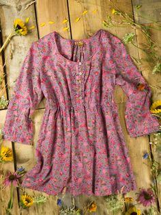 c03f1c44740 April Cornell Spring Line Feminine Dress