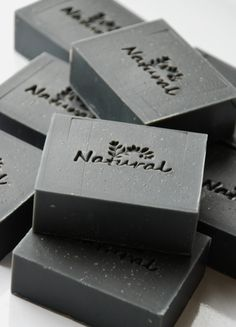 Grey Charcoal Soap-No recipe