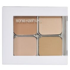 Sonia Kashuk® Hidden Agenda Concealer Palette. The best palatte ever. Even comes with setting powder, and it's cheap.