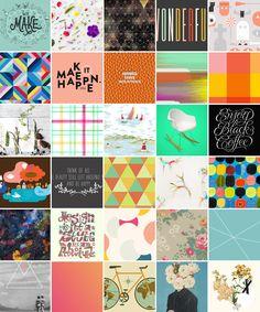 30 Gorgeous Wallpapers for Your Desktop   Brit + Co.