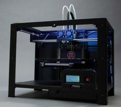 The Middlebury Public Library invites you to attend a demonstration of its brand new MakerBot Replicator 3D Printer. The Middlebury Library's staff will walk you through the operation of the 3D printer and explain how the library plans to utilize the device in its offerings to the public. No sign up is required, just drop in! Demonstrations will be held at the following times:  Tuesday, February 4th at 6:00 PM  Tuesday, February 18th at 6:00 PM