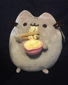 Pusheen Cat Plush, Gato Pusheen, Kawaii Plush, Cute Plush, Cute Stuffed Animals, Pusheen Stuffed Animal, Kawaii Room, Kawaii Accessories, Cute Pillows