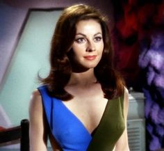 """Andrea, the female android built by Roger Korby (Star Trek, """"What Are Little Girls Made Of?"""")"""
