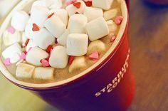 Hott Coco with Extra Marshmallows...