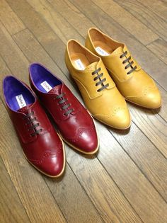 liebe.hsing Classic Oxford shoes