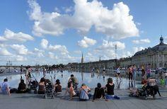 The water miror // #Bordeaux