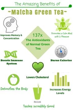 MATCHA TEA: THE ULTIMATE GREEN POWER