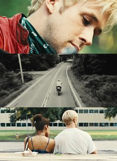 """Don't tell him about me, okay?"" - The Place Beyond The Pines"